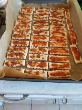Pénzes Nikolett pizzás rúd 1