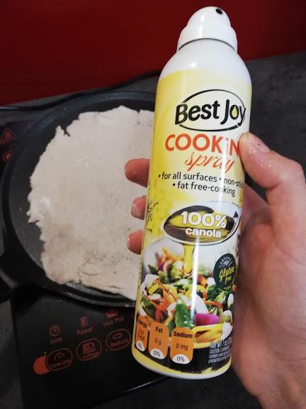 Julcseeka vegan tortilla 6