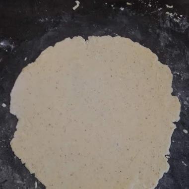 Paleo tortilla 1