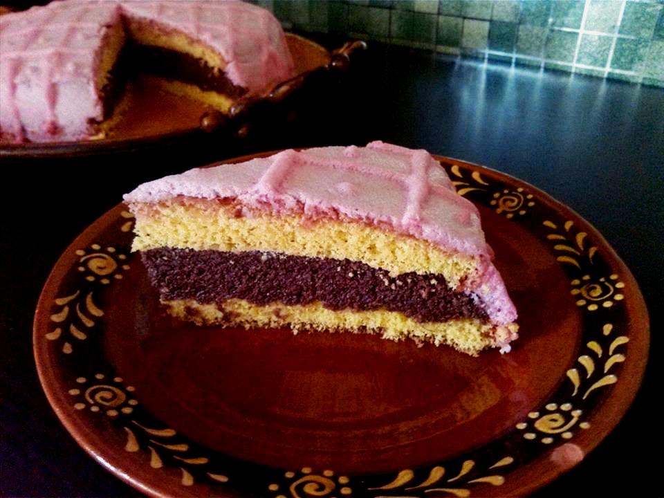 Puncs torta szelet 4