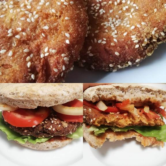 vegan hamburger 13