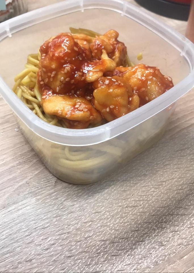 blanka kínai csirke